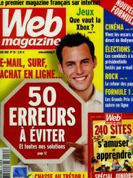 Couverture de Web Magazine